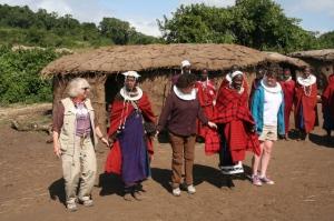 Dancing with the Masai Duma Afircan Safari