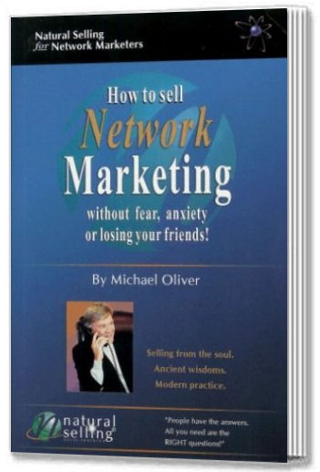 Natural Selling Michael Oliver Network Marketing MLM