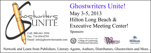 banner ghostwriters unite