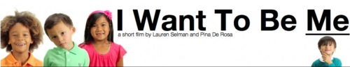 I Want To Be Me Banner
