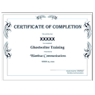 graphic ghostwriting certificate sq