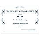 graphic ghostwriting certificate sq