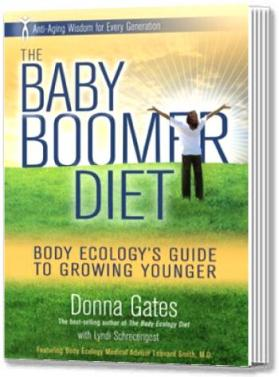 donna gates baby boomer diet