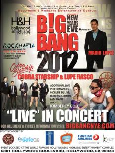 logo big bang 2012 Mario Lopez