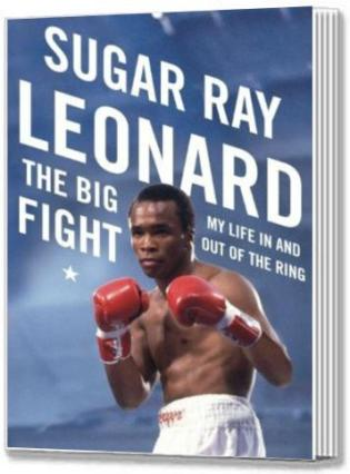 book sugar-ray-leonard-the-big-fight 3d