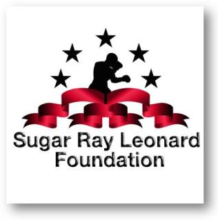 logo sugar ray leonard foundation sh