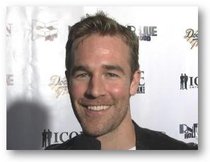 James Van Der Beek On Purpose Magazine - by JW Najarian