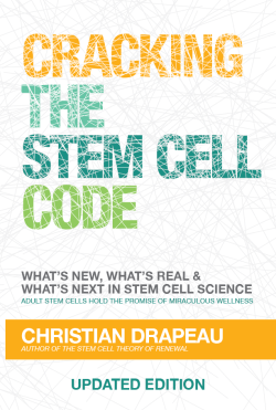 book cracking the stem cell code christian drapeau