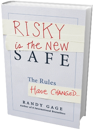 Randy Gage - Risky is the New Safe 3d