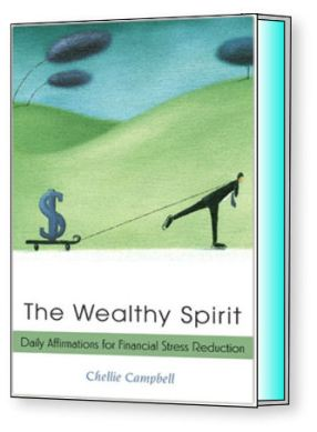 book the wealthy spirit chellie campbell