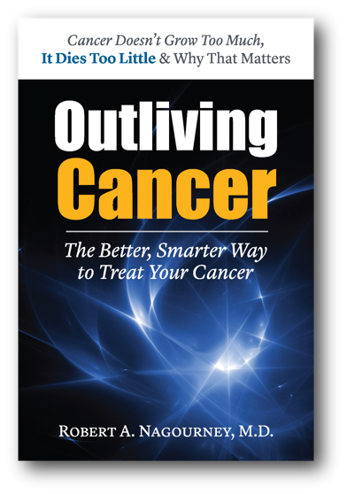 Book Outliving Cancer sh