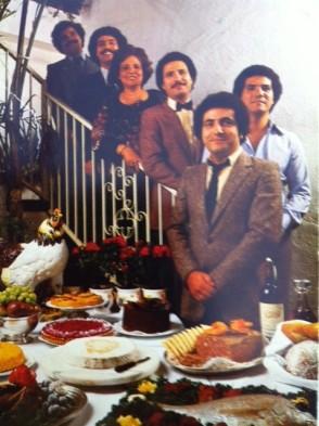 entourage family