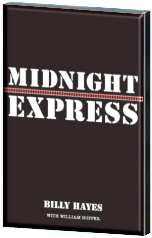 book midnight express 3d cover