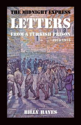 book midnight express letters