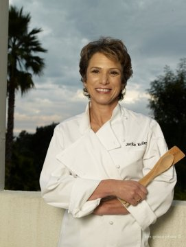 Jackie is chef coat Nutrifit-441