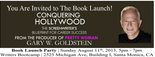 banner gary goldstein book launch