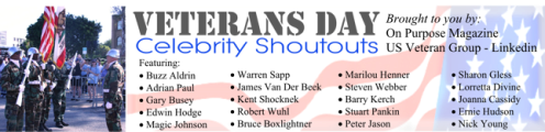 banner Veterans Day Celeb Shoutout