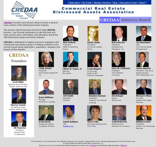CREDAA Advisors
