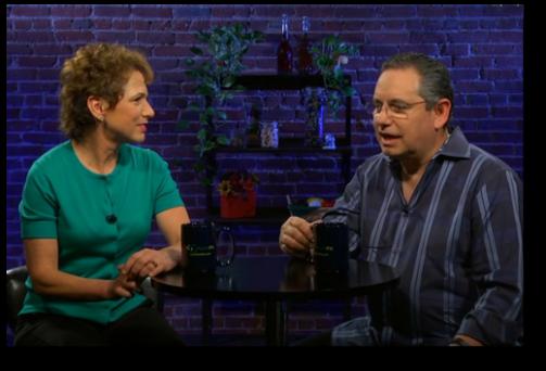 JW and Jackie Keller on Food Exposed sh