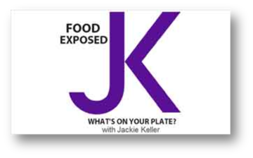 logo jackie keller food exposed