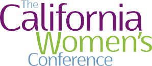 logo california womens conference