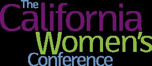 logo california womens conference